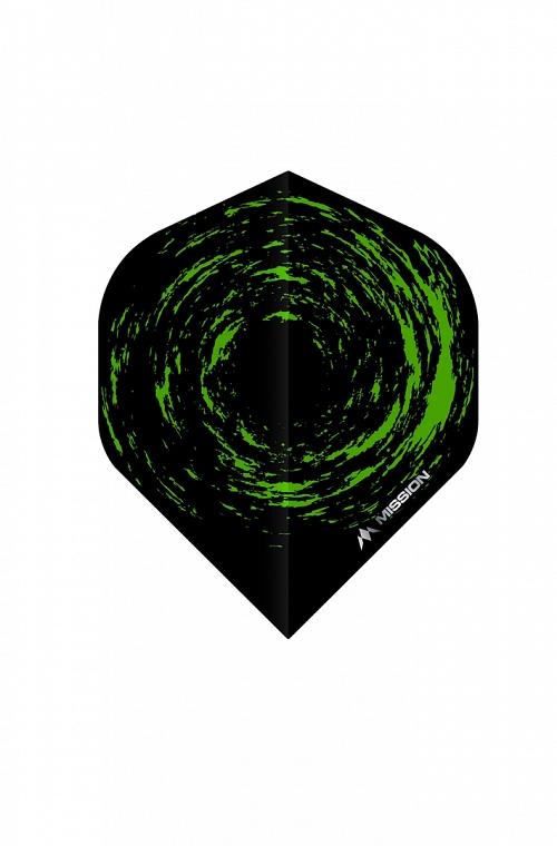 Plumas Mission Nova N2 Verde