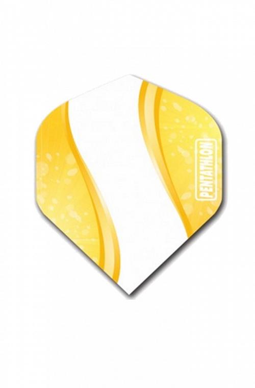 Plumas Pentathlon Vizion Spiro Amarillo