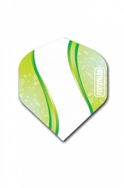 Plumas Pentathlon Vizion Spiro Verde