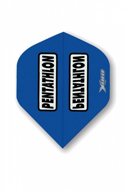 Plumas Pentathlon Xtream 180 Standard Azul