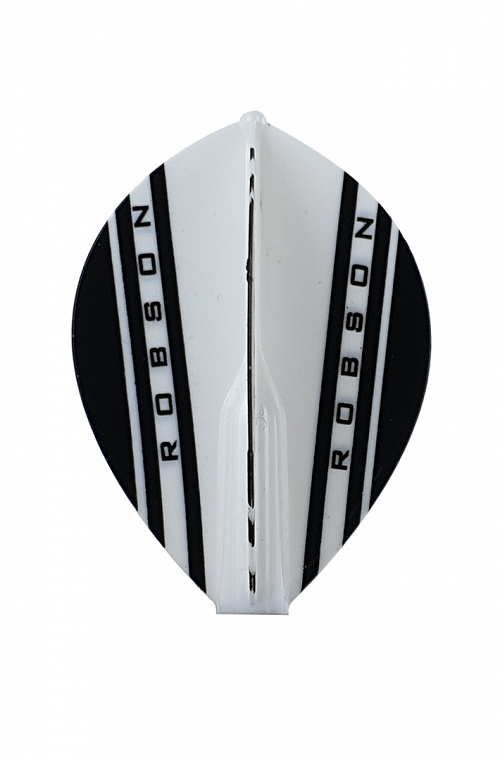 Plumas Robson Flight Plus Oval V Blanco