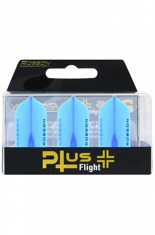 Plumas Robson Flight Plus Slim Azul