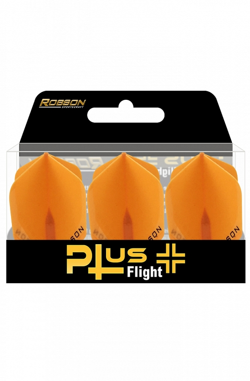 Plumas Robson Flight Plus Standard Naranja