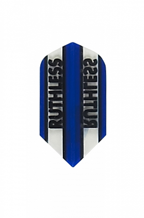 Plumas Ruthless Slim Azul