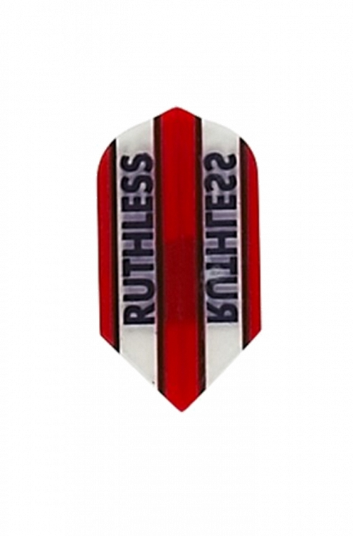 Plumas Ruthless Slim Rojo