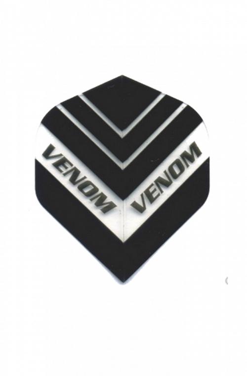 Plumas Ruthless Venom Negro