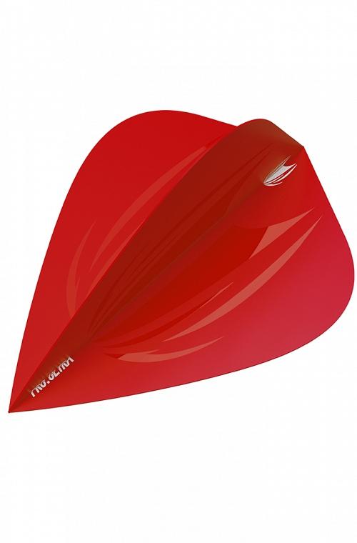 Plumas Target ID Pro Ultra Kite Rojo