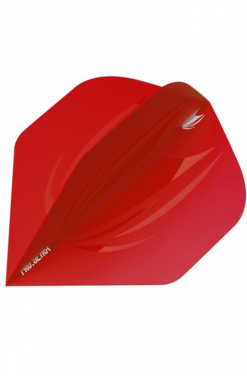 Plumas Target ID Pro Ultra Rojo N2