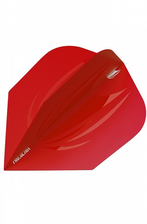 Plumas Target ID Pro Ultra Rojo N6