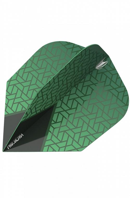 Plumas Target Pro Ultra Agora Verde N6