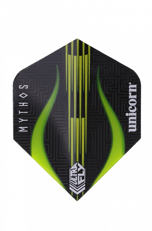 Plumas Unicorn Ultra Fly Big Wing Mythos Minotaur Lime