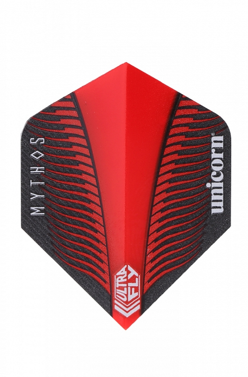Plumas Unicorn Ultra Fly Mythos Griffin Rojo
