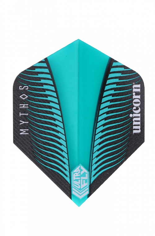 Plumas Unicorn Ultra Fly Mythos Griffin Teal