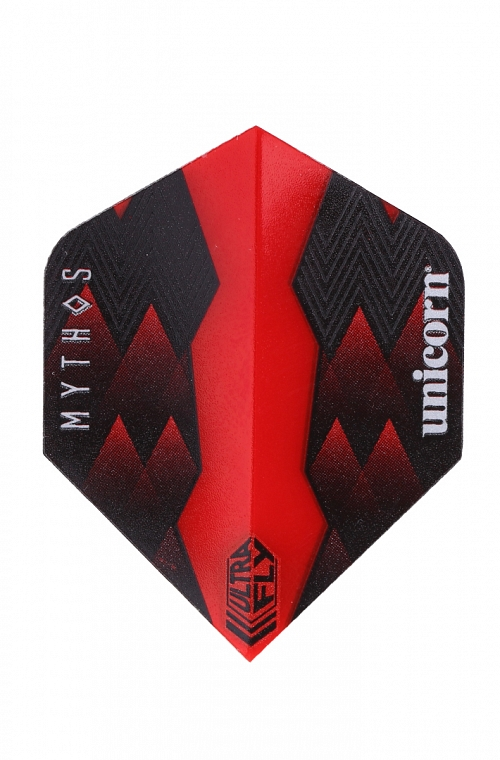 Plumas Unicorn Ultra Fly Mythos Hydra Rojo
