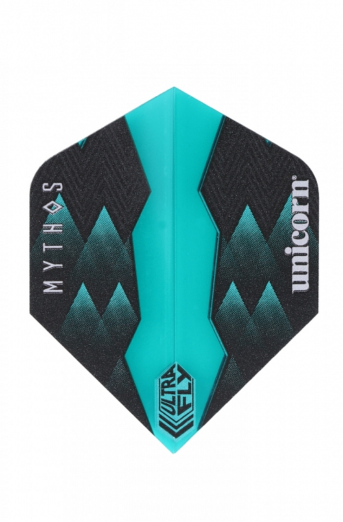 Plumas Unicorn Ultra Fly Mythos Hydra Teal