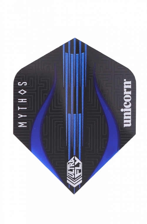 Plumas Unicorn Ultra Fly Mythos Minotaur Azul