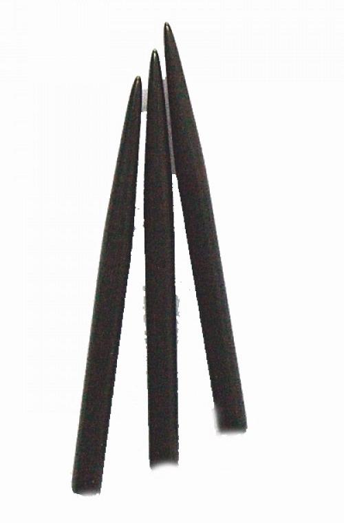 Ponteira de Aço Bull's Preto 32mm