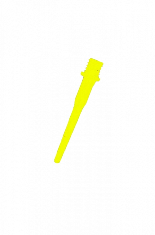 Ponteiras Tufflex Amarelo 100uds