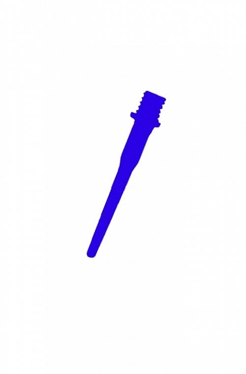 Ponteiras Tufflex Azul 100uds