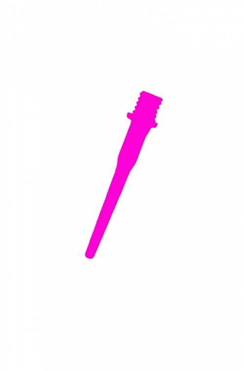 Ponteiras Tufflex Rosa 100uds