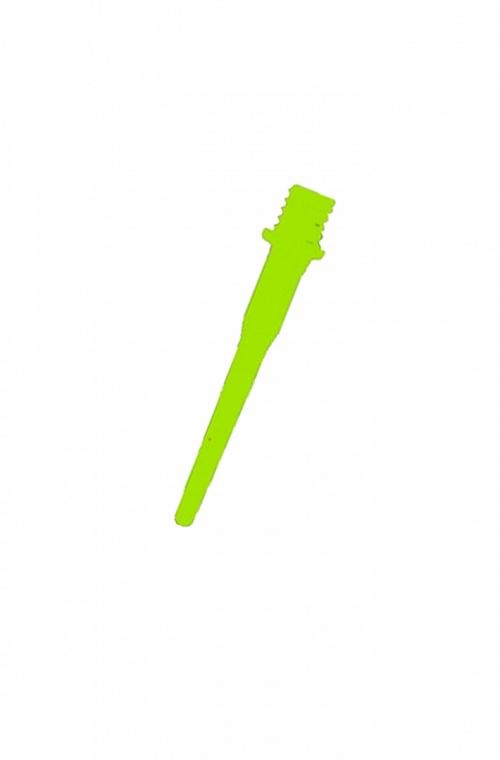 Ponteiras Tufflex Verde 100uds
