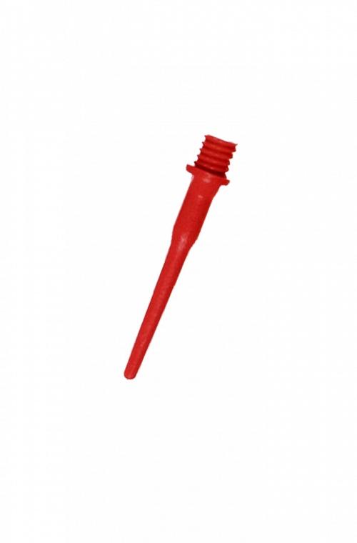 Ponteiras Tufflex Vermelho 100uds