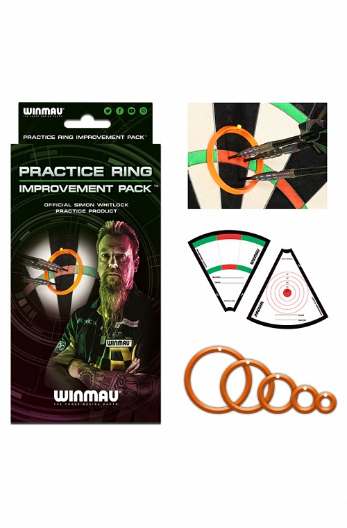Practice Ring Simon Whitlock