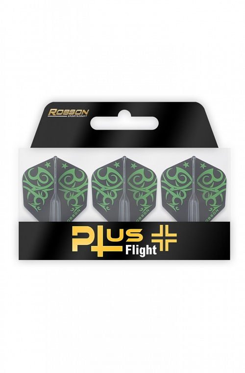 Robson Flight Plus Standard Tribe Green