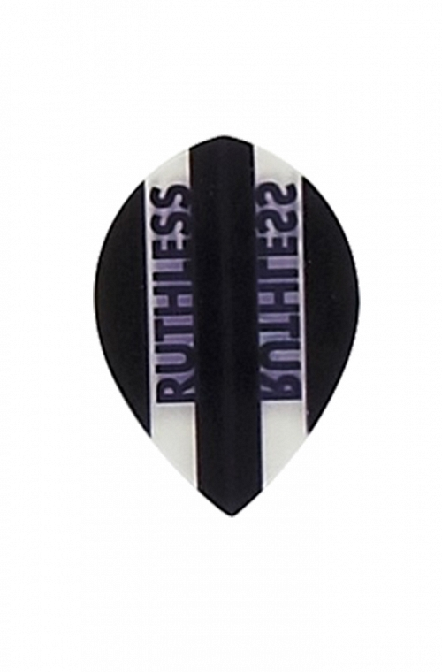 Ruthless Oval Black Flights