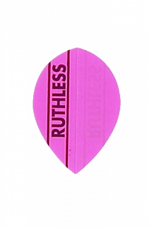Ruthless Oval Pink Flights