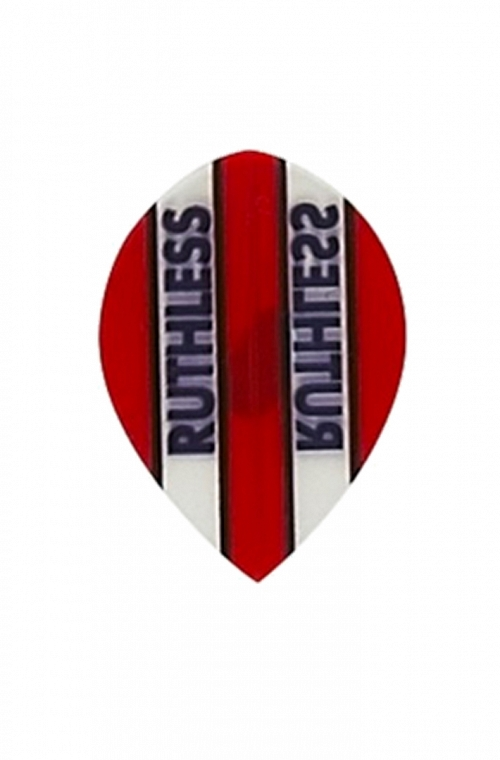 Ruthless Oval Red Flights
