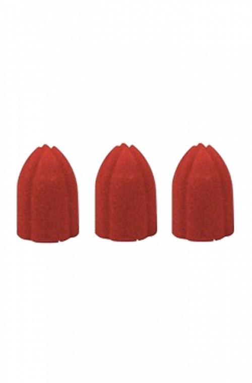 Shell Lock Ring Rojo