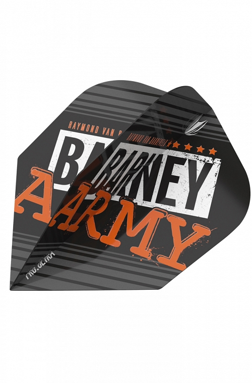 Target Barney Army Pro Ultra Black N6 Flights