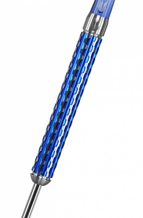 Target Carrera Azzurri Cortex CX4 Steel Tip Darts 22g
