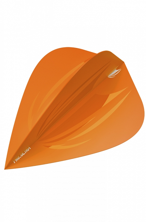 Target ID Pro Ultra Kite Orange Flights