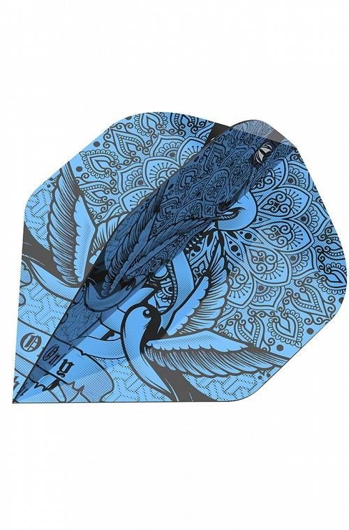 Target Ink Pro Blue N2 Flights