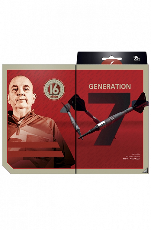 Target Power 9Five G7 Darts 20g