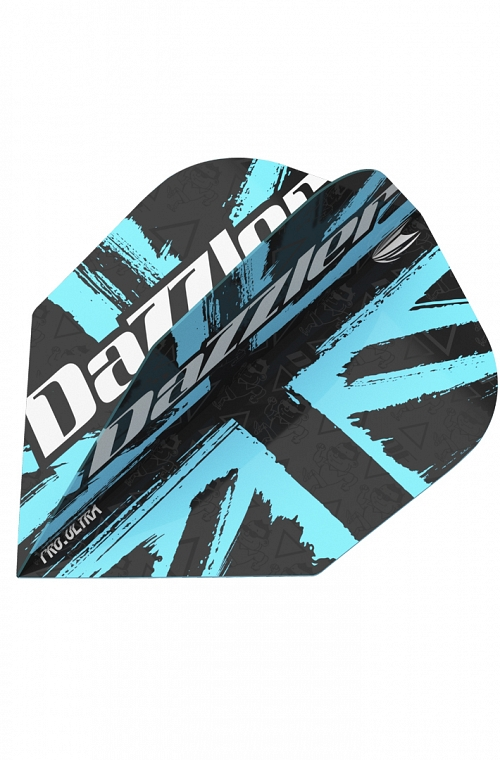 Target Pro Ultra Darryl Fitton N6 Flights