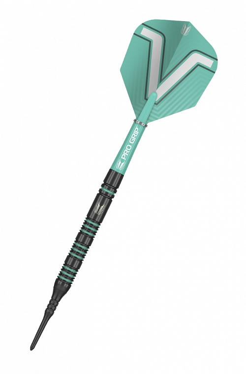 Target Rob Cross Black 80% Darts 18g