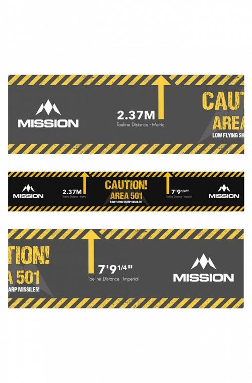 Throw line Mission Area 501