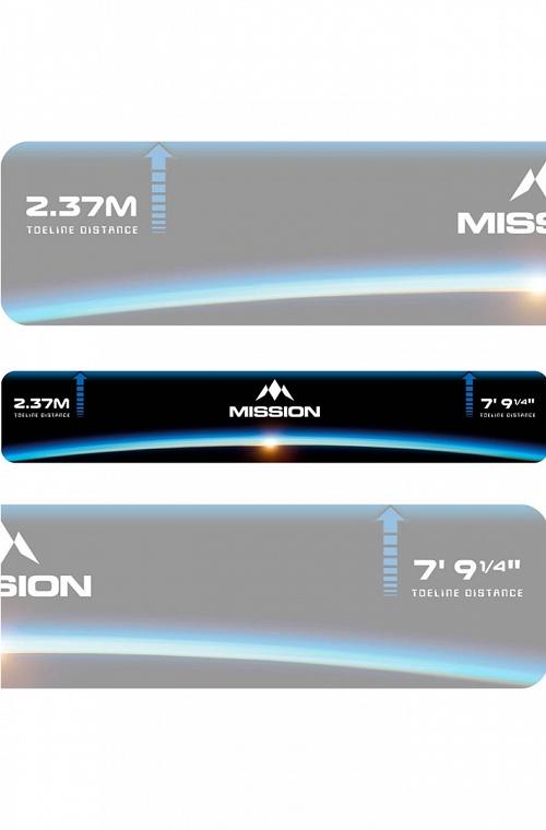 Throw line Mission Horizon