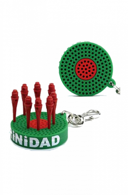Trinidad Bull Tip Holder Green