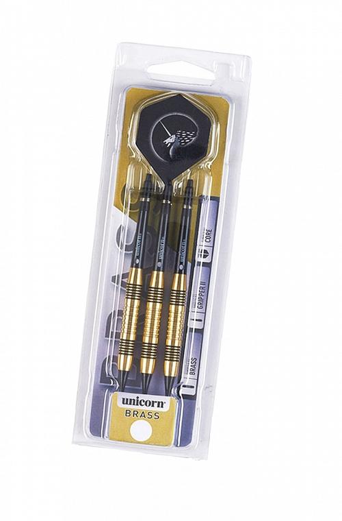 Unicorn Core Brass Darts 17 grs