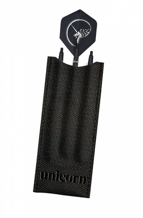 Unicorn Core Plus Black Steel Tip Darts 22g