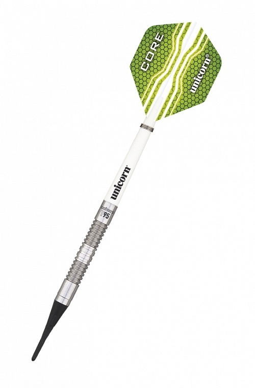 Unicorn Core XL T95 Darts 17g Style 2