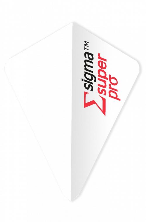 Unicorn Sigma Super Pro White Flights
