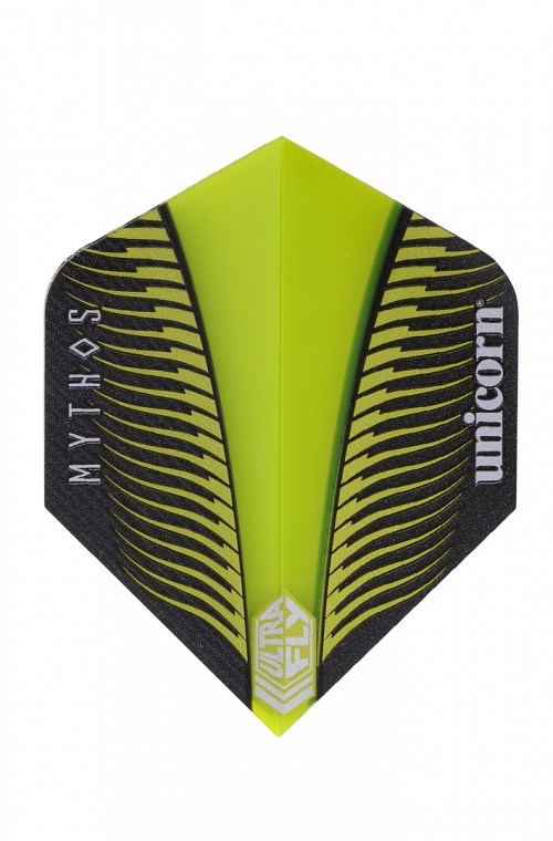 Unicorn Ultra Fly Mythos Griffin Lime Flights