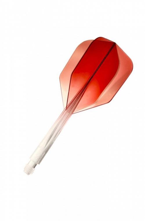 Voadores Condor AXE Gradation Shape Vermelho M