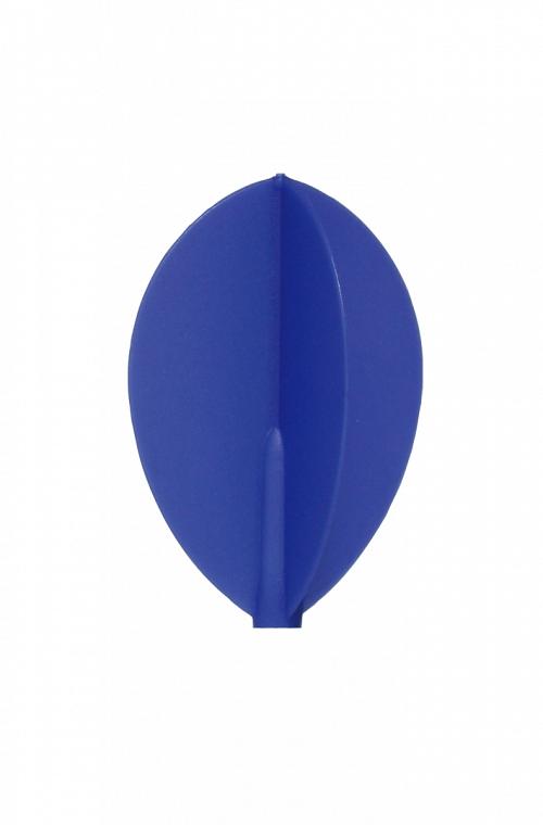 Voadores Fit Flight Oval D-Azul 3 uds