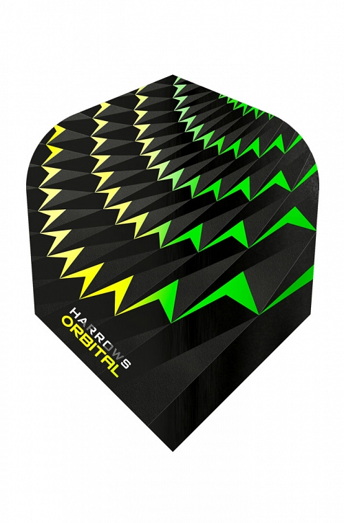 Voadores Harrows Orbital Amarelo/Verde